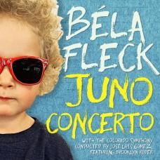 貝拉·佛萊克/科羅拉多交響樂團/布魯克林騎士合奏團 - 朱諾協奏曲 / Bela Fleck / Colorado Symphony Orchestra / Brooklyn Rider – The Juno Concerto