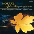 莫札特:安魂曲(羅伯.D.雷文改訂版) Mozart:Requiem in D minor, K626 (D. Runnicles / Atlanta Symphony Orch. / Chamber Chourus)