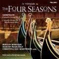 Vivaldi: The Four Seasons & Geminiani Concerto Grosso No.4 & No.12 (SACD)韋瓦第:巴洛克小提琴的榮光,「四季」&傑米尼亞尼「大協奏曲」 (SACD)