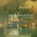 嘉布里耶利的榮光(銅管合奏團的輪唱音樂)  The Glory of Gabrieli (史梅維格 Rolf Smedvig ,trumpet)
