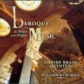 銅管與管風琴的巴洛克音樂 Baroque Music For Brass And Organ (史梅維格 Rolf Smedvig ,trumpet)