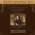 柯慶隆﹕第一號鋼琴協奏曲 Kent Liaong Ko Piano Concerto No.1, Opus 1