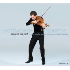 施尼特凱:中提琴協奏曲、蕭士塔高維契:中提琴奏鳴曲