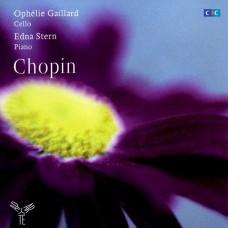 Ophelie Gaillard & Edna Stern play Chopin