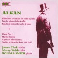 Alkan: Grand duo concertant in F sharp minor, Op.21, etc.