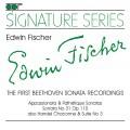 艾德溫•費雪首次貝多芬鋼琴奏鳴曲錄音(簽名系列) Edwin Fischer - Beethoven & Handel