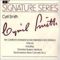 塞瑞•史密斯 - 杜南伊&拉赫曼尼諾夫錄音全集 1944-1946年(簽名系列) Smith - Dohnanyi & Rachmaninov