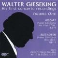 季雪金:首次協奏曲錄音(1)-莫札特&貝多芬 Walter Gieseking-His First Concerto Recordings