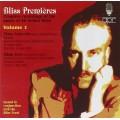 布利斯作品首演錄音集Vol.1:鋼琴協奏曲、芭蕾組曲「亞當傑洛」 Bliss Premieres - vol.1:Piano Concerto/Adam Zero