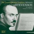 朗諾•史帝文森彈奏超技改編作品(1976年音樂會錄音) Ronald Stevenson The Transcendental Tradition