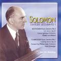 索羅門:演奏會錄音(一)-貝多芬第3號&柴可夫斯基第1號鋼f琴協奏曲 Solomon/Concert Recordings 1 --Beethoven & Tchaikovsky