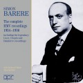 賽門巴瑞爾:1934-36年HMV錄音全集 Simon Barere / The complete HMV recordin