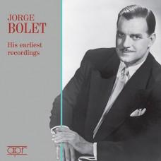 波列早期鋼琴錄音 Jorge Bolet: His earliest recordings