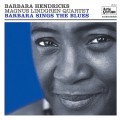 (LP) 芭芭拉.韓翠克斯演唱藍調爵士金曲 Barbara Hendricks / Barbara sings the blues