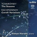 柴可夫斯基:四季、拉赫曼尼諾夫:柯瑞里變奏曲 Tchaikovsky:The Seasons & S. Rachmaninov:Variations on a Theme of Corelli