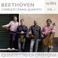 貝多芬:弦樂四重奏第一集 Beethoven:Complete String Quartets Vol. 1