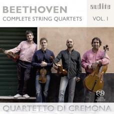 貝多芬:弦樂四重奏第一集 Beethoven:Complete String Quartets Vol. 1