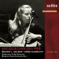 舒曼:大提琴協奏曲、布拉姆斯:鋼琴協奏曲 Schumann:Cello Concerto, Op. 129、Brahms:Piano Concerto, Op. 15