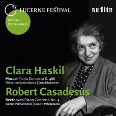 琉森音樂節歷史名演 Vol.1~哈絲姬兒、卡薩德修 LUCERNE FESTIVAL Historic Performances, Vol. I~Haskil、Casadesus