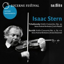 琉森音樂節歷史名演 Vol.2~艾薩克.史坦 LUCERNE FESTIVAL Historic Performances, Vol. 2~Isaac Stern