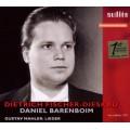費雪迪斯考85大壽特輯~馬勒:歌曲集 Fischer-Dieskau Birthday Edition~Mahler:Lieder