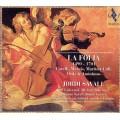 西班牙小丑的音樂~佛利亞舞曲 La Folia 1490 - 1701