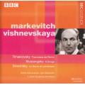 馬克維奇-柴可夫斯基,穆索斯基&史特拉汶斯基 Igor Markevitch / Vishnevskaya