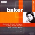 珍娜•貝克1971.06.14愛德堡音樂節現場 Monteverdi-Purcell-Schubert-Faure, etc./Baker