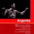 阿根塔-法雅:愛情魔法師,西班牙花園之夜 Falla:El amor brujo, etc./Argenta