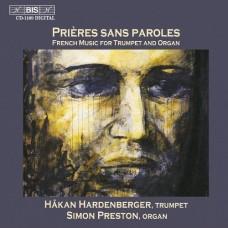 無言的祈禱~給小號與管風琴的法國作品 Prières sans paroles French music for trumpet and organ