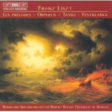 李斯特:管弦作品 Liszt:Orchestra Works