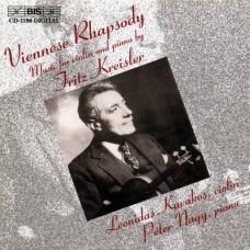 維也納狂想~克萊斯勒作品與改編曲集 Viennese Rhapsody~Music by Fritz Kreisler