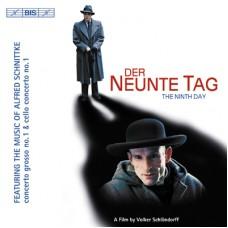 許尼特凱:第九日電影原聲帶 Schnittke:Music from The Ninth Days
