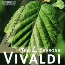韋瓦第:四季 Vivaldi:The Four Seasons Op. 8