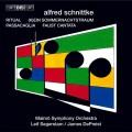 舒尼特克:儀式、仲夏夜之夢、巴沙加牙舞曲、浮士德清唱劇》 Schittke:Faust Cantata, etc.