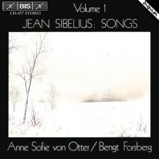 西貝流士:藝術歌曲第一集 Sibelius:Songs, Vol.1