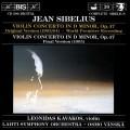 西貝流士:D小調小提琴協奏曲 Sibelius:Violin Concerto