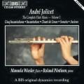 喬利維:長笛作品全集第一集 Jolivet:Flute Music, Vol.1