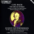 CPE巴哈:管風琴作品 C.P.E. Bach:The Organ Works