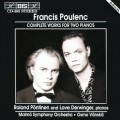 普朗克:雙鋼琴作品全集 Poulenc:The Music For Two Pianos
