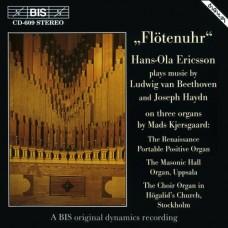 漢斯-歐拉.艾力克森演奏三台管風琴 Flotenuhr~Hans-Ola Ericsson plays music on 3 organs