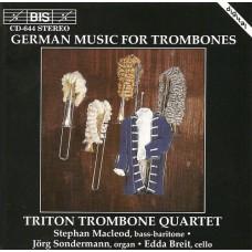 德國長號曲集 German Music for Trombones
