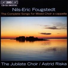 佛格斯泰德:混聲合唱阿卡貝拉歌曲全集 Fougstedt:The Complete Songs for Mixed Choir a cappella