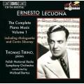 雷果納:鋼琴音樂第一集 Lecuona:Piano Music Vol. 1