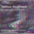 馬格納:第2&4號交響曲 Magnard:Symphonies Nos. 2、4
