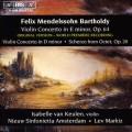 孟德爾頌:小提琴協奏曲(原始版本) Mendelssohn:Violin Concertos