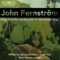 費恩斯特勒姆:海洋之歌、第12號交響曲、老奶奶的歌曲(中國狂想曲) Fernström:Songs of the Sea、Symphony No.12、Rao-Nai-Nai´s Songs - Chinese Rhapsody, Op. 43