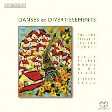 舞曲與嬉遊曲 Danses et Divertissements
