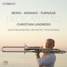 貝里歐、辛那奇斯、圖納吉:長號協奏曲 Dedicated to Christian Lindberg