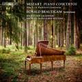 莫札特:第1~4號鋼琴協奏曲集 (羅納德 布勞提岡, 古鋼琴) Mozart:Piano Concertos Nos. 1-4 (Ronald Brautigam)
